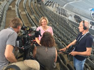Frauen im Sport und im Sportjournalismus